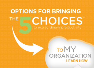 Options for Bringing the 5 Choices to My Company